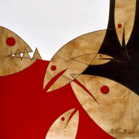 Mireille Turcot  Artwork
